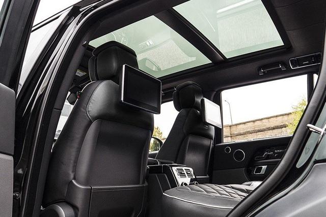 Chiêm ngưỡng chiếc Range Rover đắt hơn cả Bentley Bentayga - 8