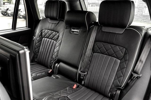 Chiêm ngưỡng chiếc Range Rover đắt hơn cả Bentley Bentayga - 9