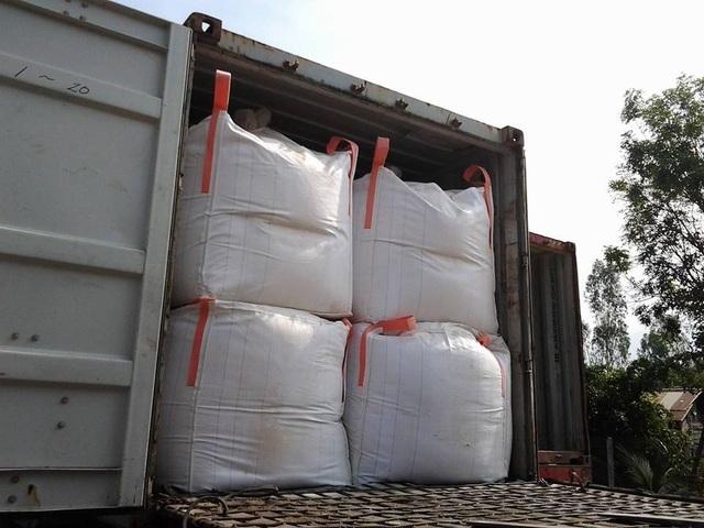 Gói bột canh phải nằm hơn 2 tháng tại cảng vì thông tư đá nghị định - 1