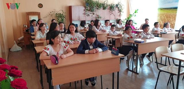 Cuộc thi Olympic tiếng Việt đầu tiên tại Kiev (Ukraine) - 4