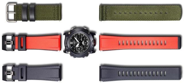 Đồng hồ G-Shock sợi carbon mới của Casio gây hot trên thị trường - 4