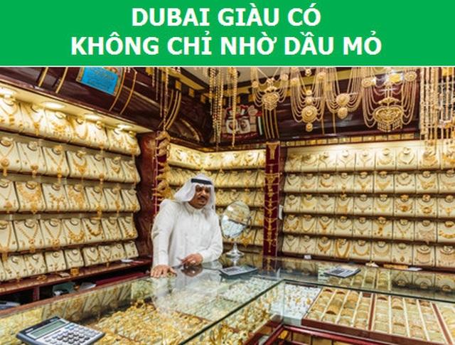 """Những điều ít người biết về """"mảnh đất dát vàng"""" Dubai  - 6"""