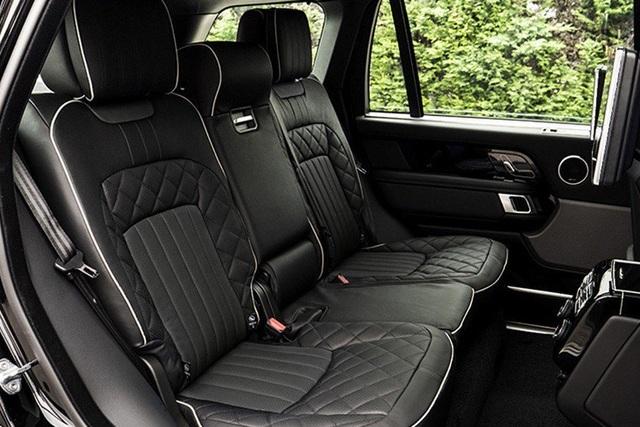 Chiêm ngưỡng chiếc Range Rover đắt hơn cả Bentley Bentayga - 11