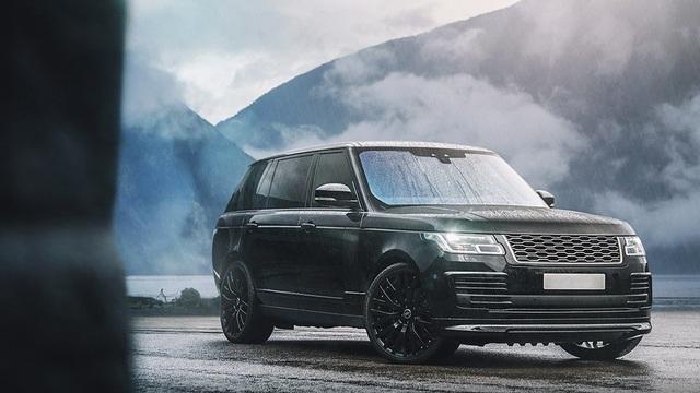 Chiêm ngưỡng chiếc Range Rover đắt hơn cả Bentley Bentayga - 1