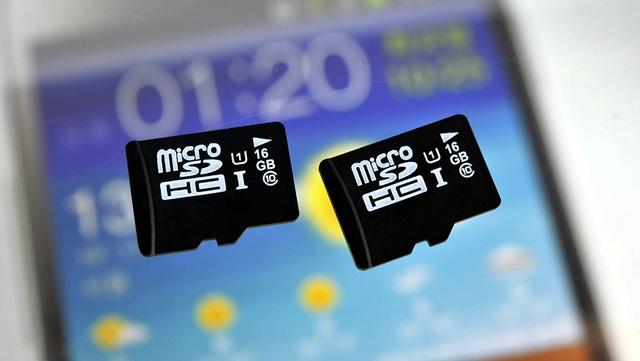 Huawei bị cấm dùng thẻ nhớ microSD và mạng Wi-Fi trên smartphone của mình? - 1