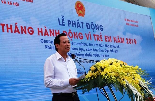 Phó Thủ tướng: Còn không ít trẻ bị bạo hành, bị bóc lột sức lao động và tình dục - 5