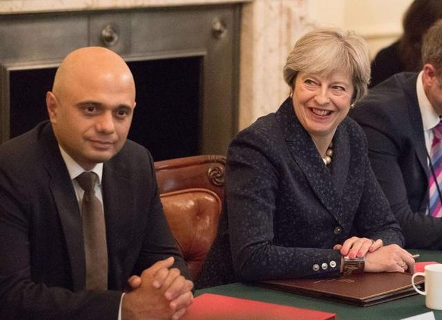 """Những gương mặt sáng giá cho """"ghế nóng"""" thủ tướng Anh - 6"""