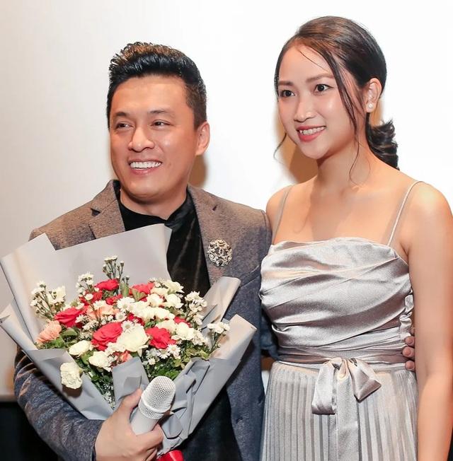 Vợ Lam Trường cảm thấy may mắn khi lấy chồng lớn tuổi - 1