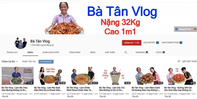 Youtuber bác nông dân giật nút vàng của Youtube sau 2 tuần - 1