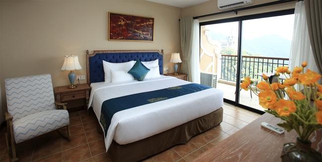Chiêm ngưỡng khách sạn 4 sao độc đáo tại Tam Đảo - 8