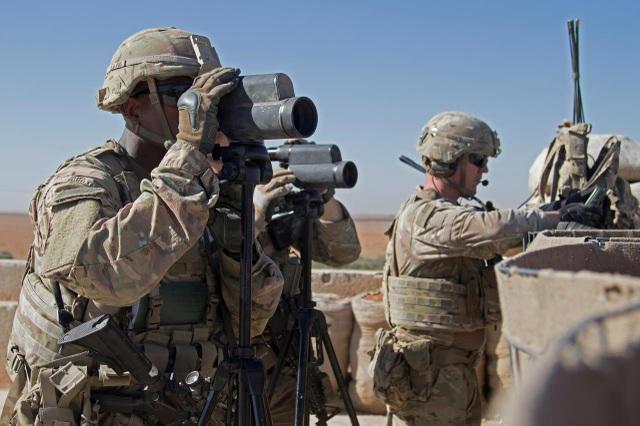 Lo Iran động binh, Mỹ tiếp tục đưa thêm quân, máy bay chiến đấu tới Trung Đông - 1