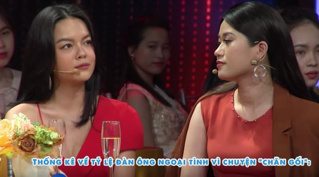 """Phạm Quỳnh Anh: """"Chuyện chăn gối quyết định 80% ngoại tình ở đàn ông"""" - 3"""