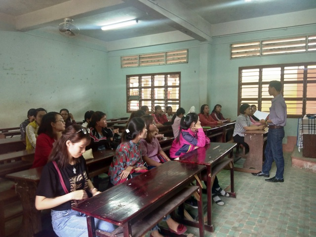 Gia Lai: Gần 3.400 thí sinh thi tuyển viên chức giáo viên - 2