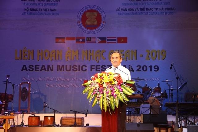 Khai mạc Liên hoan âm nhạc ASEAN 2019 - 1