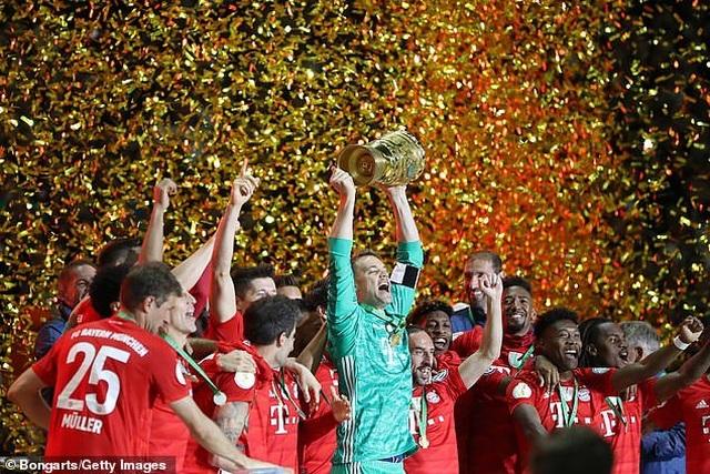 Lewandowski lập cú đúp, Bayern Munich hoàn tất cú đúp giải quốc nội - 2