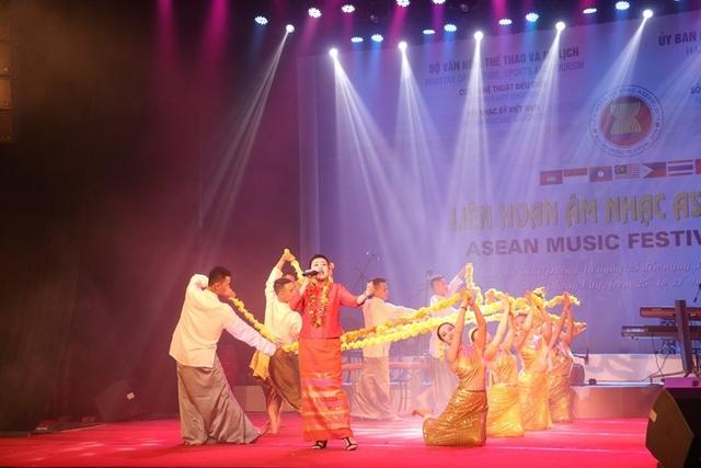 Khai mạc Liên hoan âm nhạc ASEAN 2019 - 4
