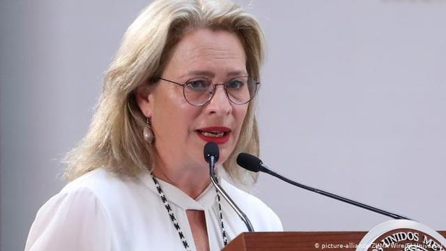 Bộ trưởng Mexico từ chức vì để chuyến bay chờ 40 phút - 1