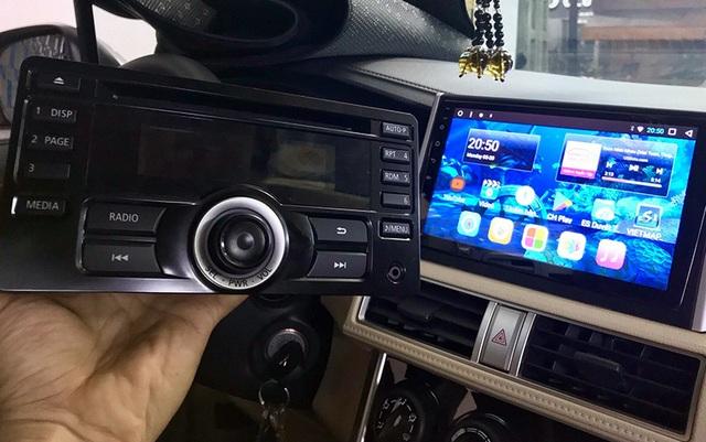 Nâng cấp màn hình xe mới mua có bị mất bảo hành? - 1