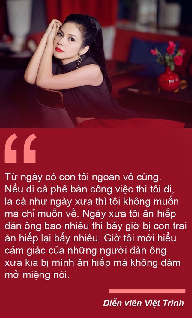 """Khép lại những lùm xùm về Ngọc Trinh và phim """"Vợ ba"""" - 7"""