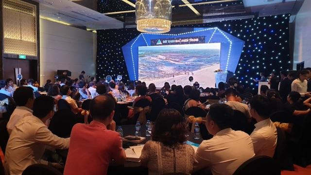 Ấn tượng lễ mở bán dự án bất động sản ven sông Quảng Bình - 1