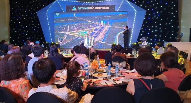 Ấn tượng lễ mở bán dự án bất động sản ven sông Quảng Bình - 2