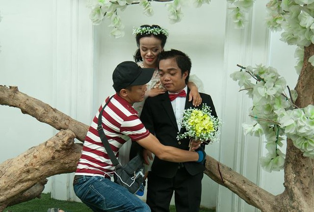 Ảnh cưới trao yêu thương - 1