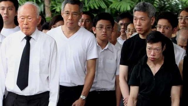 Cháu nội ông Lý Quang Diệu kết hôn với bạn trai đồng giới - 2