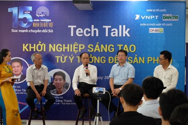 Giải thưởng Nhân tài Đất Việt 2019 tạo sức hút lớn với cộng đồng startup Đà Nẵng - 5