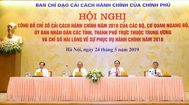 Giải mã vì sao Hà Nội giữ vững vị trí á quân cải cách hành chính? - 1