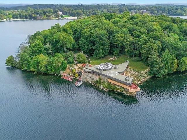 Hòn đảo bé tí chỉ có hai ngôi nhà biệt lập nhưng có giá tới vài trăm tỷ - 4