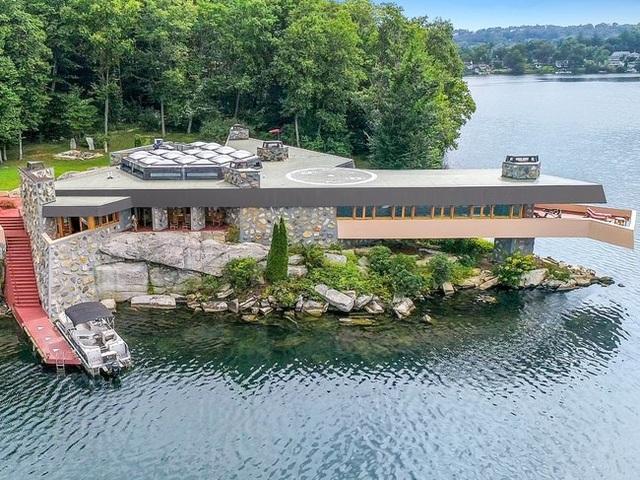Hòn đảo bé tí chỉ có hai ngôi nhà biệt lập nhưng có giá tới vài trăm tỷ - 6