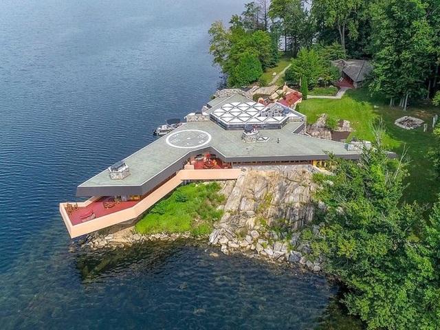 Hòn đảo bé tí chỉ có hai ngôi nhà biệt lập nhưng có giá tới vài trăm tỷ - 7