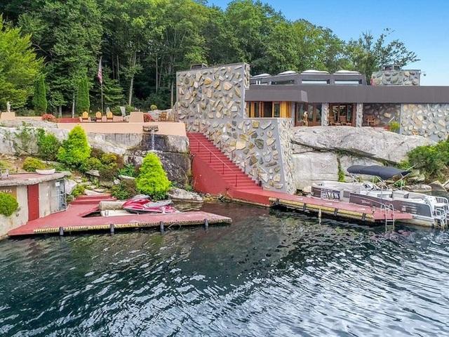 Hòn đảo bé tí chỉ có hai ngôi nhà biệt lập nhưng có giá tới vài trăm tỷ - 8