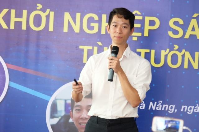 Giải thưởng Nhân tài Đất Việt 2019 tạo sức hút lớn với cộng đồng startup Đà Nẵng - 12