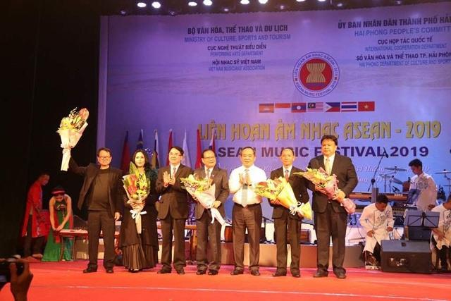 Khai mạc Liên hoan âm nhạc ASEAN 2019 - 2