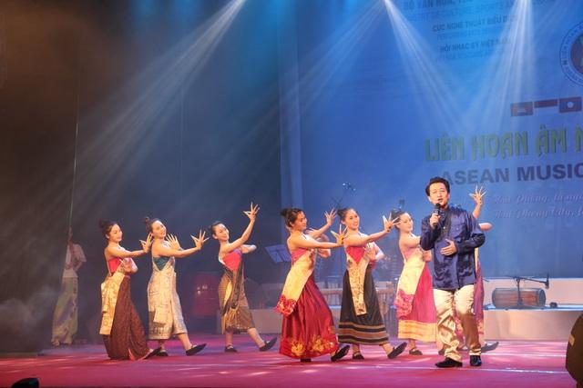 Khai mạc Liên hoan âm nhạc ASEAN 2019 - 3
