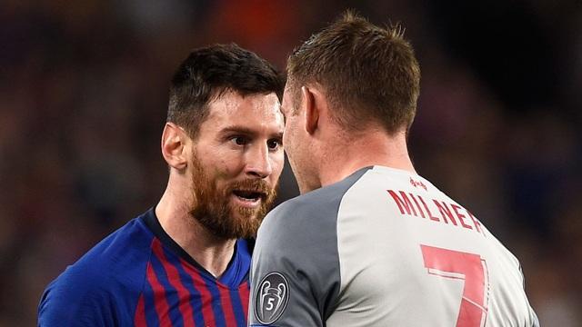 """Ngôi sao Liverpool tố bị Messi gọi là """"con lừa"""" - 1"""