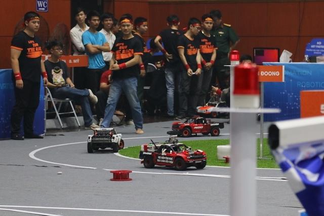 Học viện Kỹ thuật Quân sự lần thứ 2 vô địch Cuộc đua số - 3
