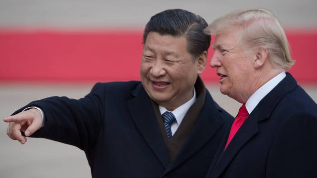"""Sự kiềm chế bất thường của Trung Quốc giữa vòng xoáy """"thương chiến"""" với Mỹ - 1"""
