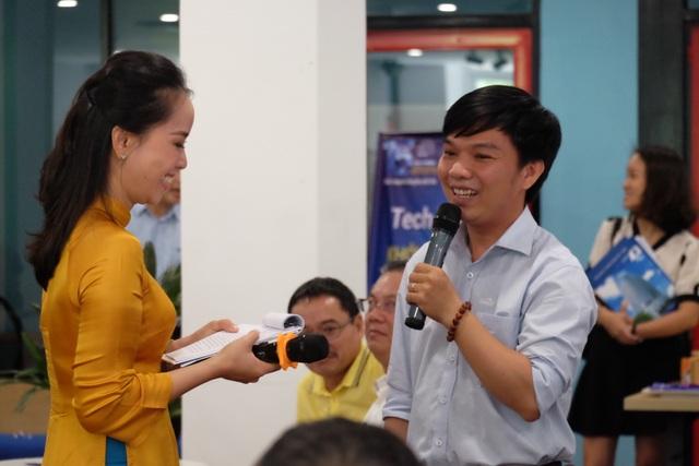 Giải thưởng Nhân tài Đất Việt 2019 tạo sức hút lớn với cộng đồng startup Đà Nẵng - 8