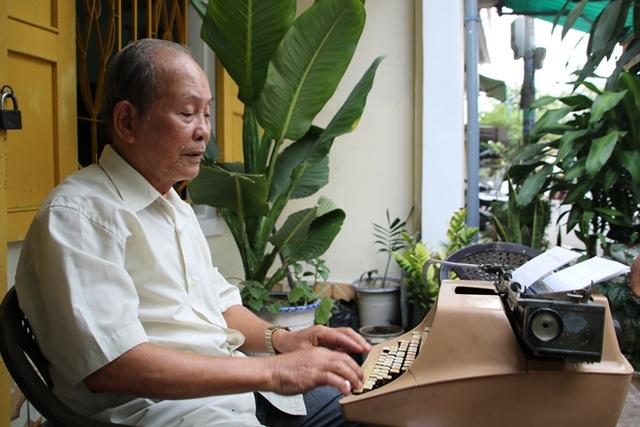 Người đánh máy chữ cuối cùng ở xứ Quảng - 1