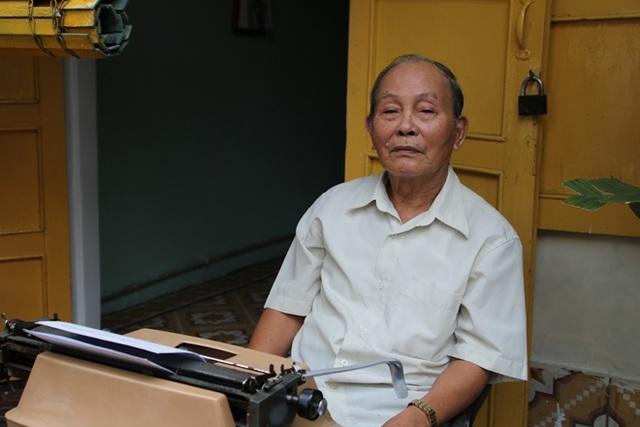 Người đánh máy chữ cuối cùng ở xứ Quảng - 2