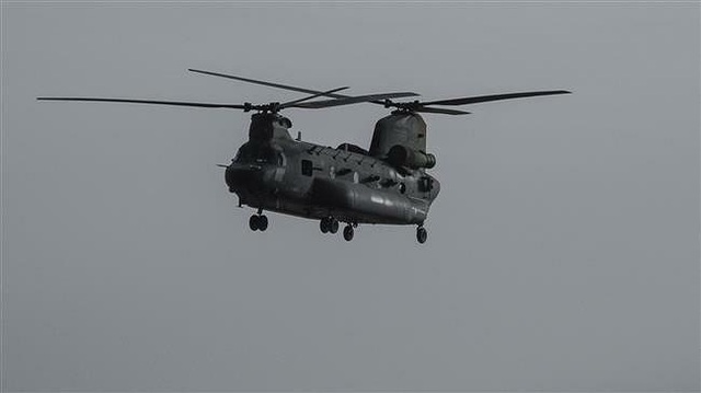 Trực thăng quân sự Mỹ tan tành khi hạ cánh ở Afghanistan - 1