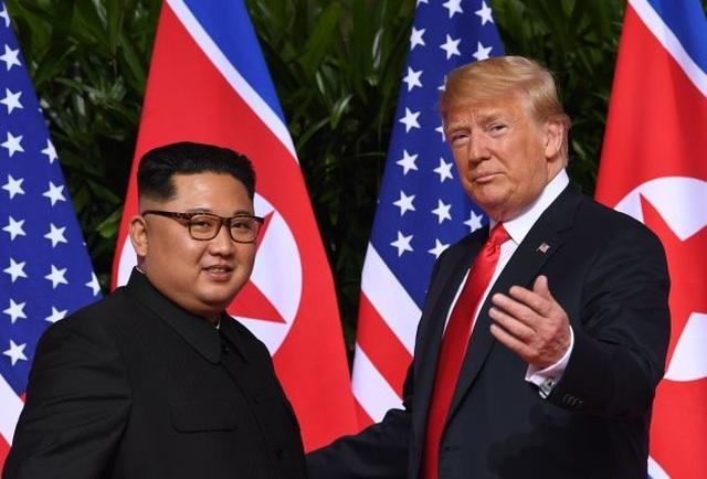 Ông Trump tin ông Kim giữ lời hứa sau hai vụ phóng tên lửa liên tiếp - 1