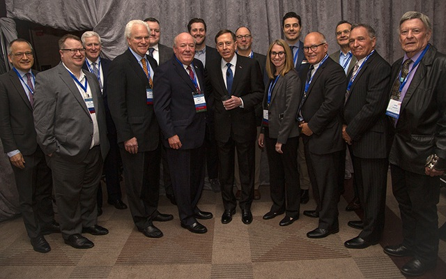 USIS Group được IIUSA trao giải thưởng công ty tư vấn đầu tư định cư tốt nhất thế giới - 2