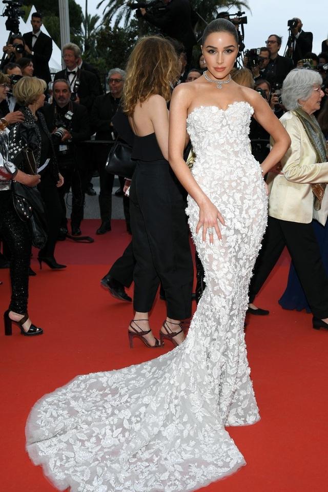 Những bộ váy đẹp nhất trên thảm đỏ Cannes 2019 - 1