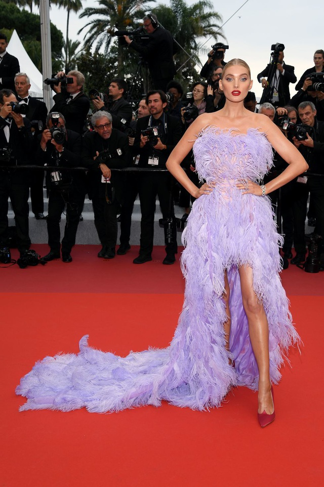 Những bộ váy đẹp nhất trên thảm đỏ Cannes 2019 - 2