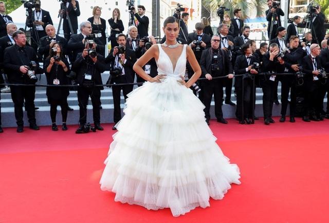 Những bộ váy đẹp nhất trên thảm đỏ Cannes 2019 - 6