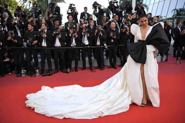 Những bộ váy đẹp nhất trên thảm đỏ Cannes 2019 - 30