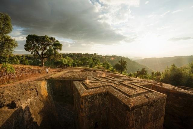 Vẻ đẹp của 10 địa danh tâm linh nổi tiếng thế giới - 4